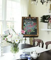 Bliss Home And Design by Farewell To Downton Maybe A Free Chalkboard Printable Will Help