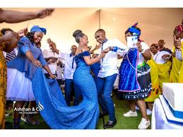traditional wedding a stylish tswana wedding south wedding