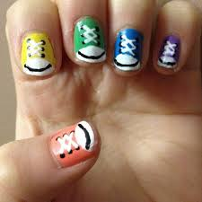 awesome nail art designs easy to do at home ideas trends ideas