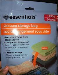 dollar tree product review vacuum seal bags