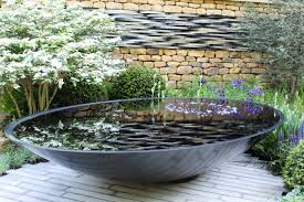 container water garden ideas home outdoor decoration