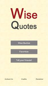 wise quotes android apps on play