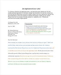 job fair cover letter sample thank you letter for a job