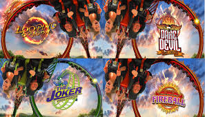 Great America Six Flags Rides Insanity Lurks Inside Six Flags Announces Identical Flat Rides