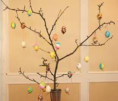 easter egg tree easter egg tree treasure seeking