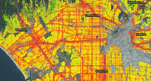 find maps find out how loud your neighborhood is with these sound maps