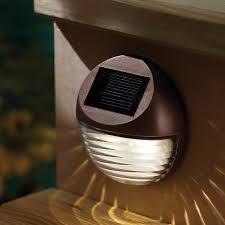Best Solar Patio Lights Deck Post Lights Solar Deck Design And Ideas