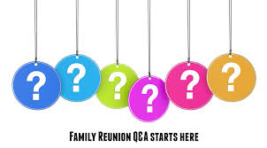 family reunion success blog