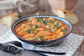 cuisiner sans viande haricots blancs sauce sans viande les joyaux de sherazade