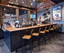 Fast Casual Restaurant Interior Design Fast Casual Booze Menus Attract Millennial Customers With Alcohol