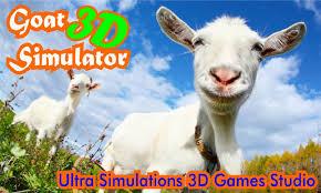 goat simulator apk free goat simulator 3d apk for android getjar
