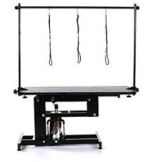 large dog grooming table pedigroom large professional heavy duty hydraulic dog grooming table