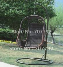 incredible outdoor egg chair in home decorating ideas with