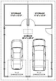 2 car garage sq ft 24x36 2 car garage 24x36g1 864 sq ft excellent floor plans