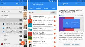rss reader android make android rss reader app tell me how a place for technology