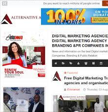 top digital marketing agencies in nigeria online advertising