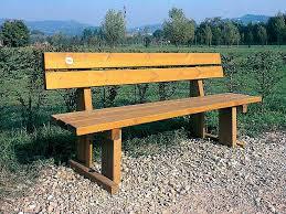 panchine legno 106 panchina perugia per parchi e giardini da marinelli arredo