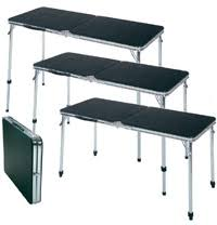 Folding Table With Handle Meco Handy Folding Table Dansanna International