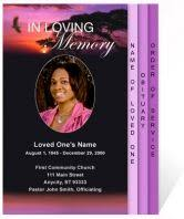 Funeral Program Covers Downloadable Funeral Bulletin Covers Printable Funeral Bulletins