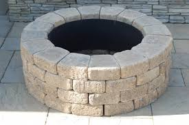 Fire Pit Kit Stone by Wood Archives Fire Pit Ideas