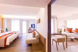 Two Bedrooms by Pullman Pattaya Hotel G Rooms U0026 Suites