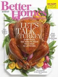 better homes and gardens magazine november 2016 edition texture