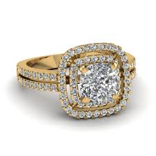 yellow gold diamond rings look sophisticated with halo engagement rings fascinating