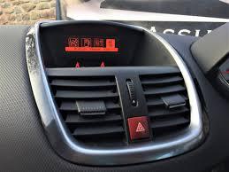 peugeot diesel cars peugeot 207 cc 1 6 hdi fap gt 2dr convertible 2010 manual diesel