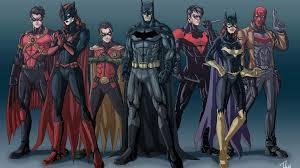 batman of the family ranking batman family members dc entertainment amino
