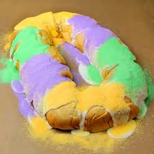 new orleans king cake delivery gambino s traditional king cake kit by gambino s bakery king cakes