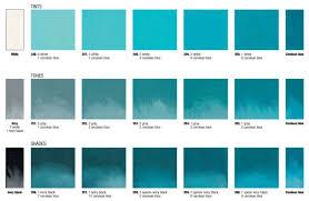 cerulean blue quarto creates