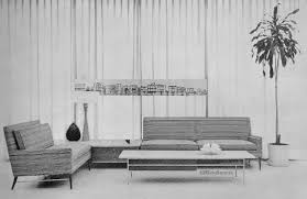 Paul Mccobb Sofa by Paul Mccobb Mid Century Modern Seating
