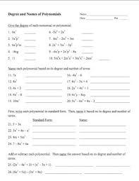 unit 8 multiplying u0026 factoring polynomials homework worksheets