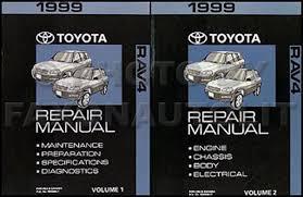 1999 toyota a c wiring diagram manual original corolla rav4 tacoma