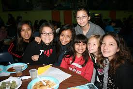 middle school yearbook middle school hosts annual a s breakfast myburbank