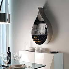 contemporary wall mounted wine rack u2014 randy gregory design