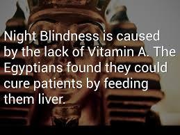 Vitamin A Deficiency Causes Night Blindness Deficiency Diseases By Dragan Wilms
