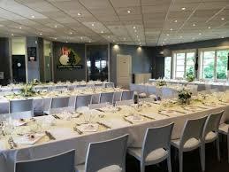 restaurant mariage la salle de l impact le restaurant du golf de donnery dressée
