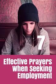 Seeking Cap 1 7 Effective Prayers When Seeking A Better Employment