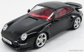 1995 porsche 911 turbo gt spirit gt714 scale 1 18 porsche 911 993 turbo s 1995 black