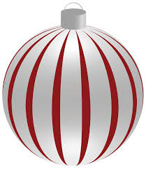 striped with ornaments png clipart image gallery