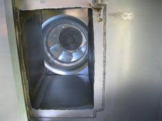 food trailer exhaust fans duct work in curb on roof concession trailer hood pinterest