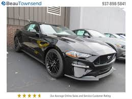 new 2018 ford mustang gt coupe in vandalia 180004 beau townsend