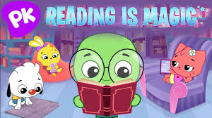 reading is magic kids songs about books i love to learn with