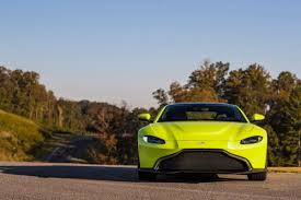future aston martin in photos 007 ride the aston martin vantage gets a makeover