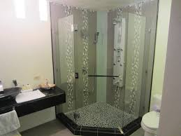 neo angle shower enclosure patriot glass and mirror san diego ca