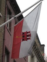 Outside Flag File Gibraltar Flag Outside Gibraltar House The Strand London