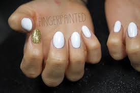 white oval acrylic nails nail art and tattoo design ideas for