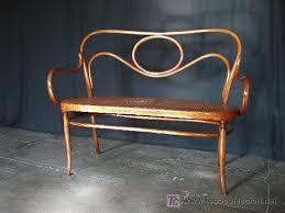 Thonet Sofa Banco Thonet Original Antigüedades Muebles Antiguos Sofás
