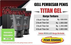 jual titan gel di semarang titan gell asli